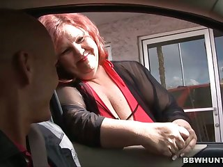 Incredibly enormous breasted obese whore Sweet Cheeks deserves good mish
