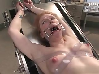 Servant Wild Nymph Wide Medical Fetish DOMINATION & SUBMISSION Sequence