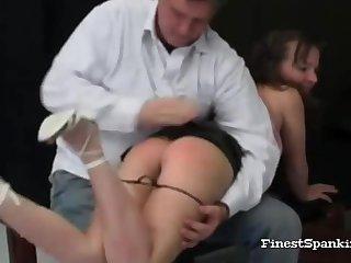 Aberrant Bondage Spanking Collection