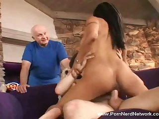 Spanish MILF Swinging Slut Likes Stranger Sex A Lot