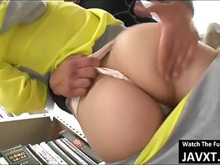 Exciting Japanese 18-Years-Old Copulated In Public Naughty